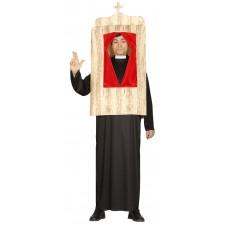 Costume de confessionnal original pour adulte