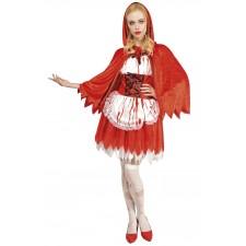Costume Halloween pour femme du petit chaperon rouge