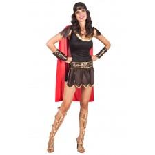 Costume de gladiatrice pour femme