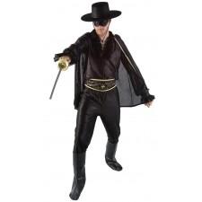 Costume de justicier masqué pour adulte