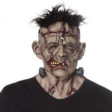 Masque intégral en latex du monstre de Frankenstein pour adulte