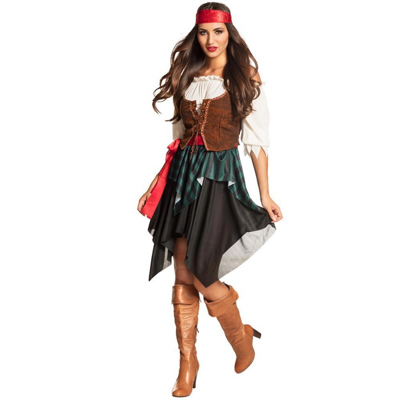 Costume de pirate femme pas cher