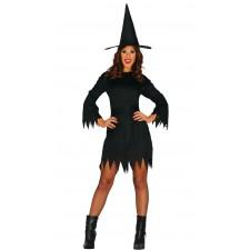 Costume de sorcière pour femme pas cher spécial Halloween