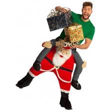 Costume de porte-moi père Noël original