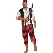Costume de pirate corsaire pas cher pour homme