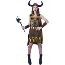 Costume de viking pas cher pour femme