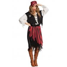 Costume de pirate pour femme pas cher