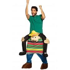 Costume carry-me de mexicain