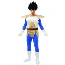 Costume adulte de Vegeta sous licence officielle Dragon Ball Z adulte
