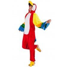 Costume de perroquet pour adulte