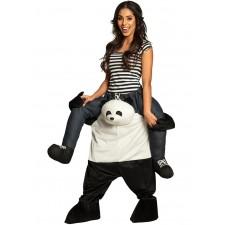 Costume de porte-moi panda pour adulte