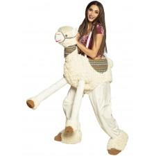 Costume carry-me lama femme