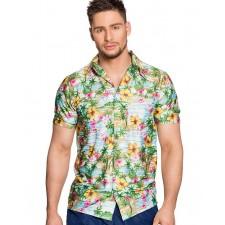 Déguisement chemise hawaïenne homme pour soirée déguisée