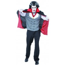 Costume de vampire pour homme Halloween