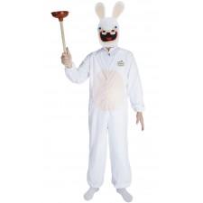 Costume des Lapins Crétins pour adulte