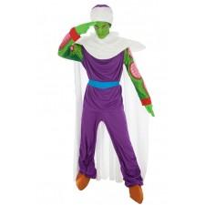 Costume de Piccolo adulte sous licence officielle Dragon Ball Z