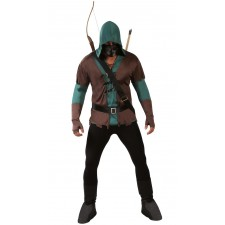 Costume d'archer pour homme