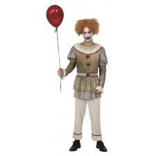 Costume de clown tueur ça pas cher pour homme Halloween