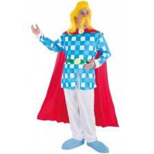 Costume d'Assurancetourix pour adulte d'Astérix et Obélix