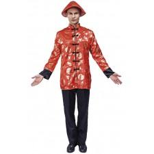 Costume de chinois pour homme