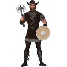 Costume pour homme pas cher sur le thème des vikings