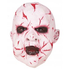 Masque Halloween adulte de bébé sanglant spécial Halloween