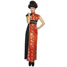 Costume de Chinoise pas cher pour femme