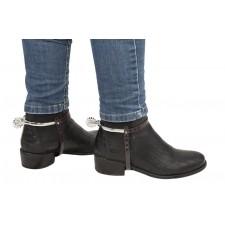 Accessoire éperons pour bottes de cowboy