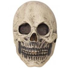 Masque de squelette intégral en latex adulte pour Halloween