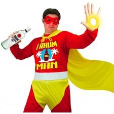 Costume adulte original I rhum man