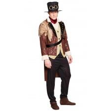 Costume thème steampunk homme pas cher