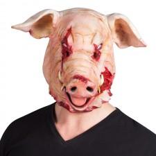 Masque horreur de cochon zombie spécial Halloween