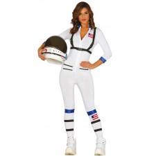Costume d'astronaute pour femme