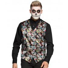 Costume Dia de los Muertos pour homme