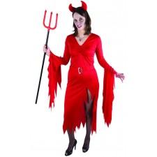Déguisement de diablesse pour femme Halloween