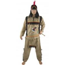 Costume d'indien pour homme